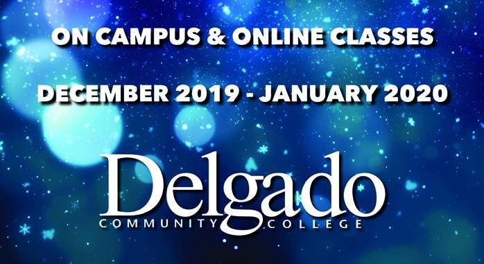 Delgado Winter Session