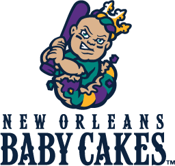 Logo for the New Orleans Baby Cakes