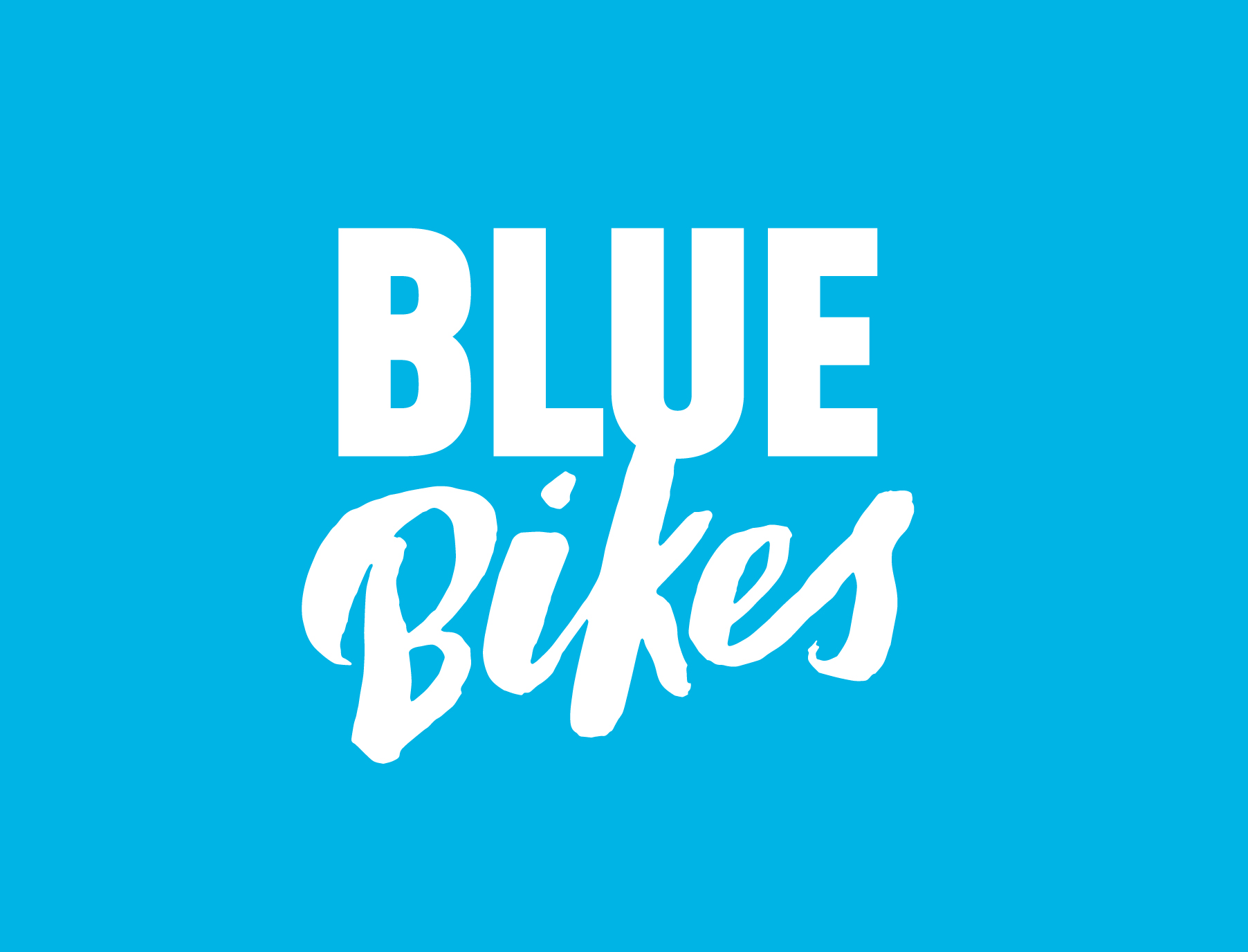 Logo for Blue Bikes, New Orleans Bike Share