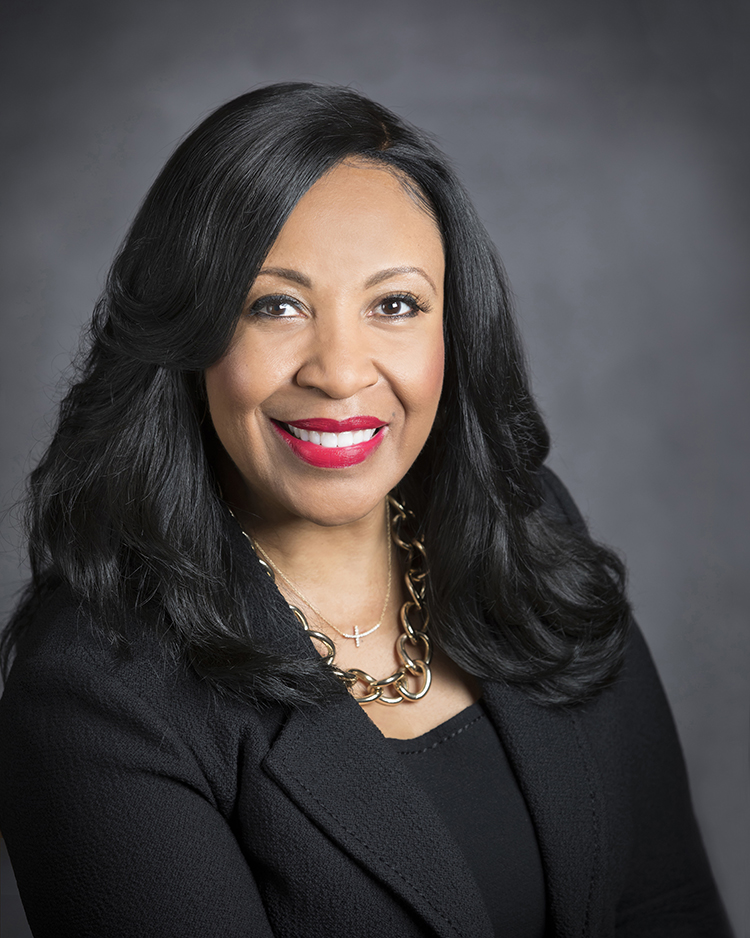Delgado Community College Chancellor Larissa Littleton-Steib