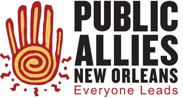 Logo of Public Allies New Orleans