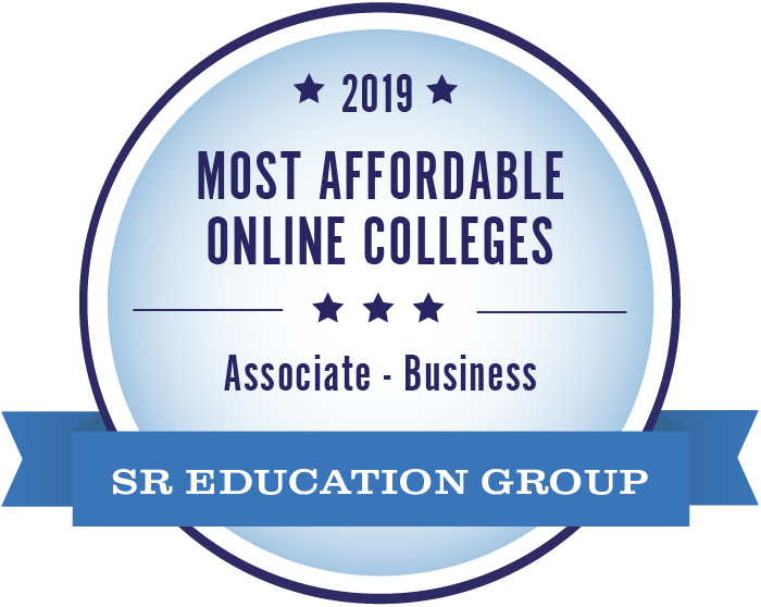 Most Affordables Online Colleges Award