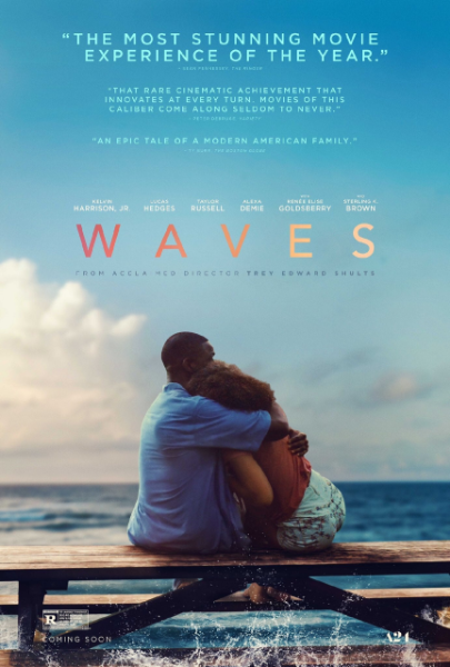 waves film poster