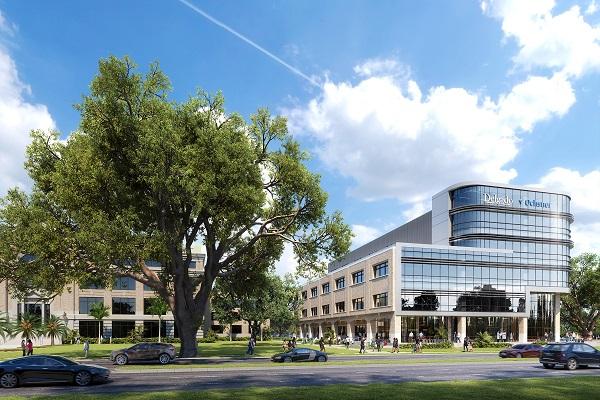 Delgado Nursing Allied and Health Building