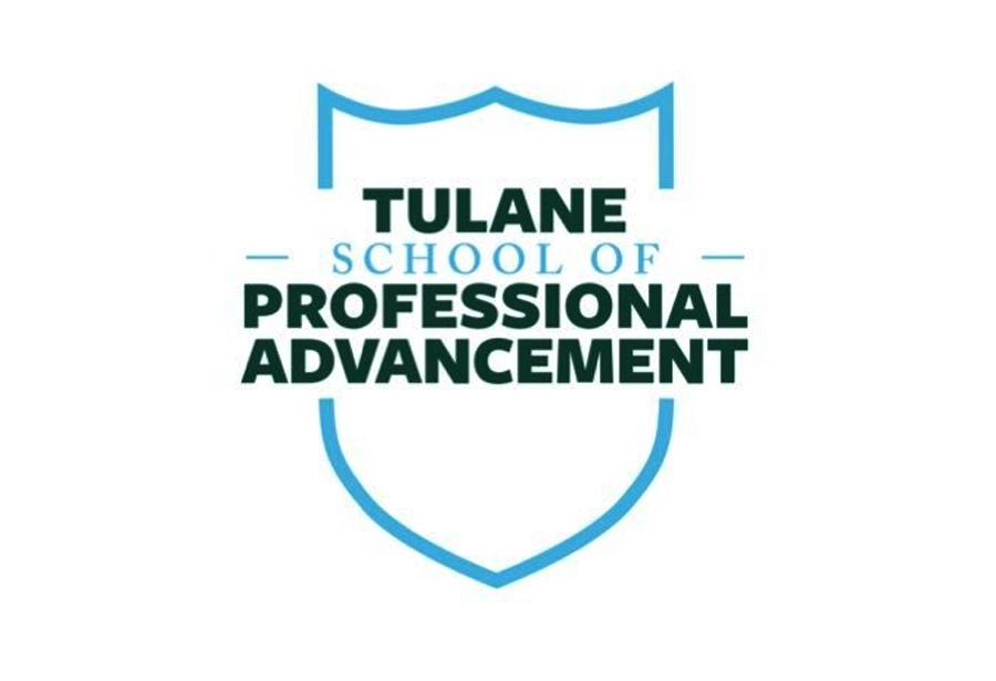 Tulane School of Professional Advancement logo