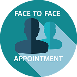 face to face icon