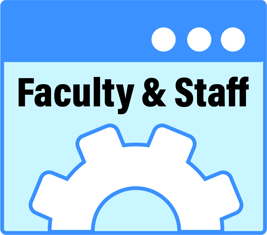 faculty/staff support icon click thru image